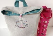 Sew It! ~ Bags / by sewmamasew