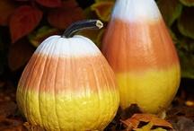 All Things Fall & Halloween / by Haylee Lindberg Barber