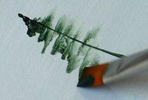 a r t / Ideas for creating unique artwork. #art #painting #graphic #design