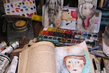 creative spaces / by Mary Boyer