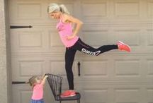 Postpartum Exercise & Post-Pregnancy Workouts / Workouts and exercises for new moms.