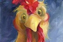 Chicken & Coops / by KkrazyKkaren Glff