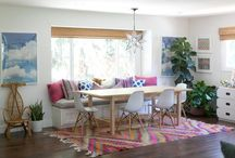 Living Spaces / Living rooms, kitchens, bathrooms