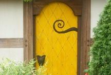 Doors / by Valerie Miears-Barraza