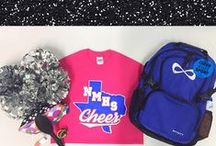 Camp/Practice Apparel / by Cheerleading Company: Bow to Toe