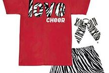 ZEBRA PRINT / by Cheerleading Company // www.cheerleading.com
