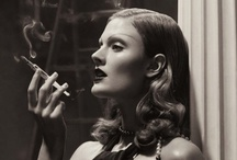 Inspiracje || Inspirations / Everything, what looks good... and it is in pin-up or vintage or noir style...