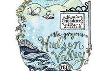 Art from Hudson Valley Artists / A showcase of art made in Hudson Valley, New York.
