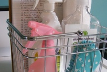 Cleaning & Organizing / by Haylee Lindberg Barber