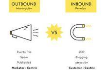 Content marketing, marketing de contenidos / Good visuals to better understand content marketing