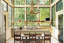 Loving these interiors