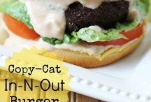 Copycat Recipes / by Valerie Miears-Barraza