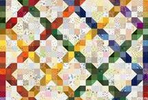 Quilts- Patchwork 2 / by Neslihan Öztin