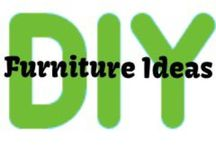 d i y   f u r n i t u r e / Furniture alterations & made from scratch ideas. / by tam