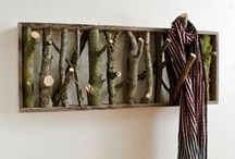 d i y  w o o d  p r o j e c t s / Wood crafts. / by tam
