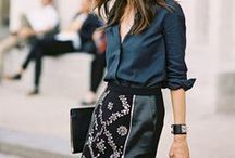 Chic! / Stylish, Edgy, Sexy, Effortless, Uber Chic