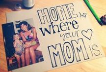 Mothers Day! / Mother's Day Ideas / by Haylee Lindberg Barber