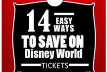 d i s n e y * w o r l d / How to budget, plan, and enjoy an epic Disney World vacation! www.moneysavingmouse.com