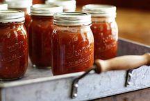 c a n n i n g / Canning tips & recipes / by tam