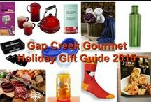 Gap Creek Gourmet Holiday Gift Guide / Hot gifts for the holidays curated by Gap Creek Gourmet. Stay tuned to www.GapCreekGourmet.com for more updates from Greenville's hottest blogger!