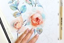 Painting / Beautiful art created with paint.