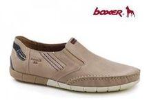 BOXER Ανδρικά / Ανδρικά παπούτσια ΜΠΟΞΕΡ