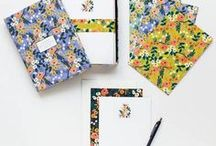 Send some love / Cards and stationary for every location. Say it with a card! Stop by petalsandpostings.com to look through our endless selection!