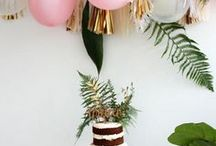 Tell 'Em That It's My Birthday / Planning for a big birthday bash? Petalsandpostings.com has all you need and more to help set up that special day!