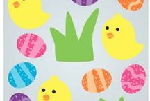 Easter! / Hop into easter with some fun toys and accessories from petalsandpostings.com