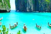 Travel Destinations / Places that make us visit them!