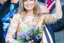 Queen Máxima of Netherlands