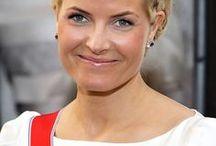 Princesa Mette- Marit of Noruega