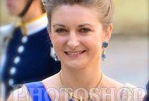 Princesa Stephanie de Luxemburgo