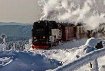 Reisen mit dem Zug / Zugreisen, Zug, Reisen, Natur, Landschaft, Reisetipps, Reiseinspiration, Reisefotografie, Fotografie, Reiseblog Transsibirische Eisenbahn, Deutsche Bahn, Interrail