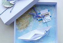 Geschenkideen Reise / Coole DIY Geschenkideen für reisende Freunde und Familienangehörige, Inspirationen für Geldgeschenke und nützliche Dinge