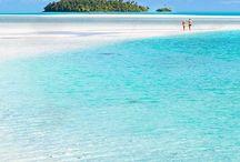 Südsee / Inspiration und Tipps für deine Reise nach Französisch Polynesien, Cook Islands, Fiji und andere Trauminseln im Südpazifik