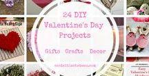 Valentine's Day Ideas / Valentine's Day Crafts|Valentine's Day decor|Valentine's Day Ideas|Valentine's Day Gifts