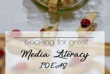 Media Education Ideas / Media education ideas includes useful, engaging and relevant media sites and articles. More available from my TpT store: https://www.teacherspayteachers.com/Store/Media-And-English-Literacy
