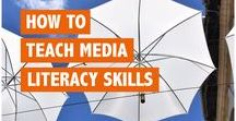 Media Literacy Lessons / Media Literacy lessons  includes useful, engaging and fun booklets, handouts and teacher answer keys to assist classroom teachers with teaching the symbolic codes, technical codes, audio codes, written codes and many more. These media literacy activities are suitable for Media Arts students and English students from primary to high school. All available from my TpT store: https://www.teacherspayteachers.com/Store/Media-And-English-Literacy