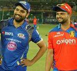 Cricket / Suresh Raina, Rohit Sharma, Glenn Maxwell , David Miller