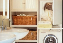 Laundry Rooms and Closets