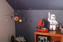 Landon's room / by Heather Boudreaux