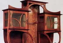 Art Nouveau / by The Design Studio