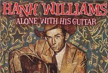 GV_Hank Williams / by Winnie Shek