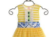Summer Looks! / The top styles coming out for the warmer months. Get excited! / by LaBella Flora Children's Boutique