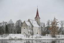 churches / by Penny Denny-Triezenberg