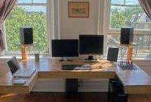 Home Office / Home Office Inspirations