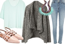 Closet  / Clothing and closet ideas for moi