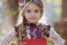 Persnickety Clothing / Proudly made in the USA, Persnickety clothing is one hot trend that shows no signs of stopping.  Clothing with a touch of vintage appeal and whimsy thrown in.  Looks that can be worn to school but are right at home for any family photo session.    / by LaBella Flora Children's Boutique