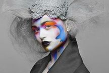 Fashion related inspiration / Form, structure, colour or simply magical